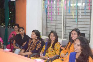 Diwali Celebration in Computer Classes