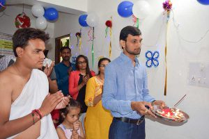 Ganesh Celebration in Computer Classes